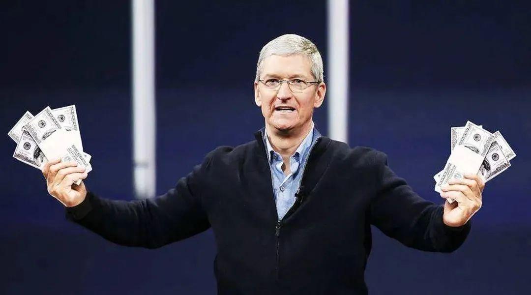 库克再获7.5亿美元股权激励,苹果造就顶级打工人